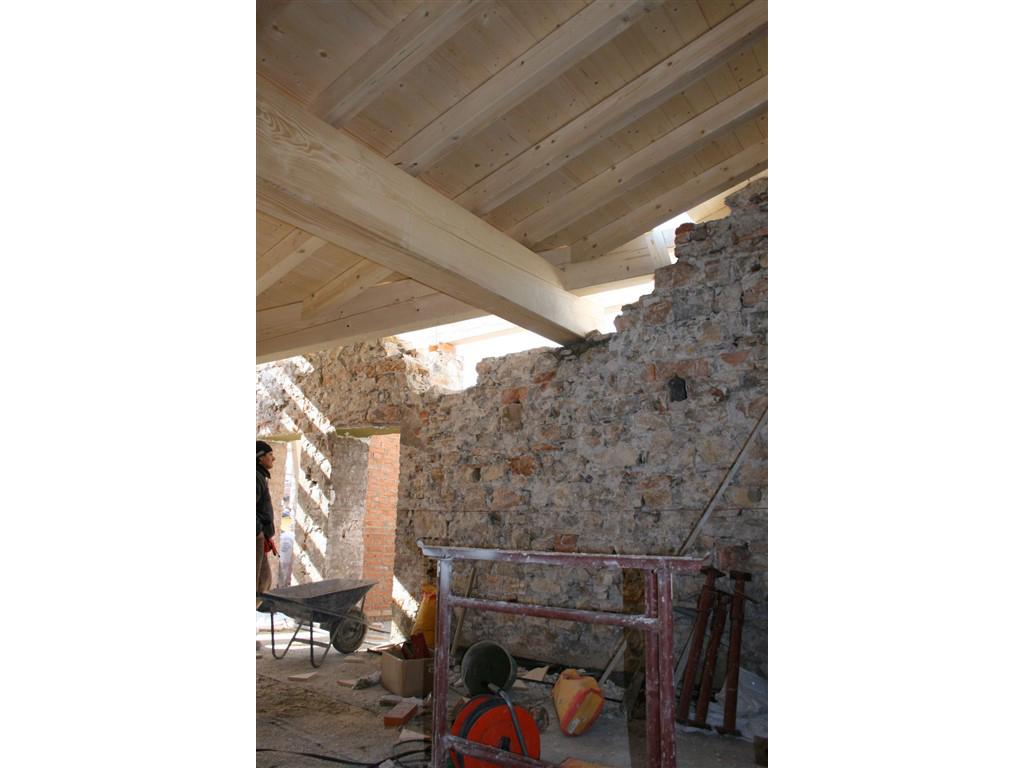 Restauro Vicolo dell'Inganno a Brescia