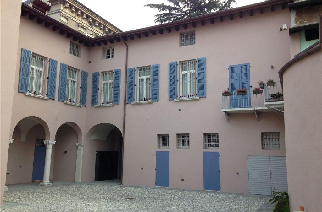 Vicolo dell'inganno a Brescia