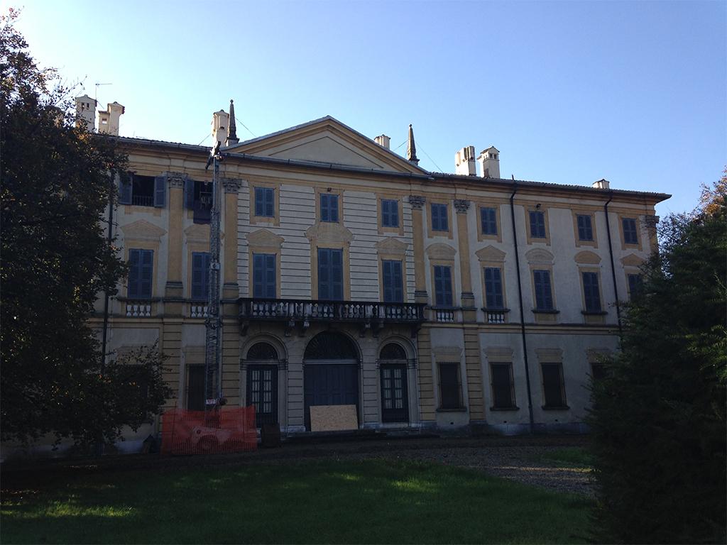 restauro villa feltrinelli gerolanuova