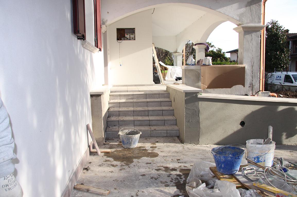 Ristrutturazione casa di lusso a Poncarale