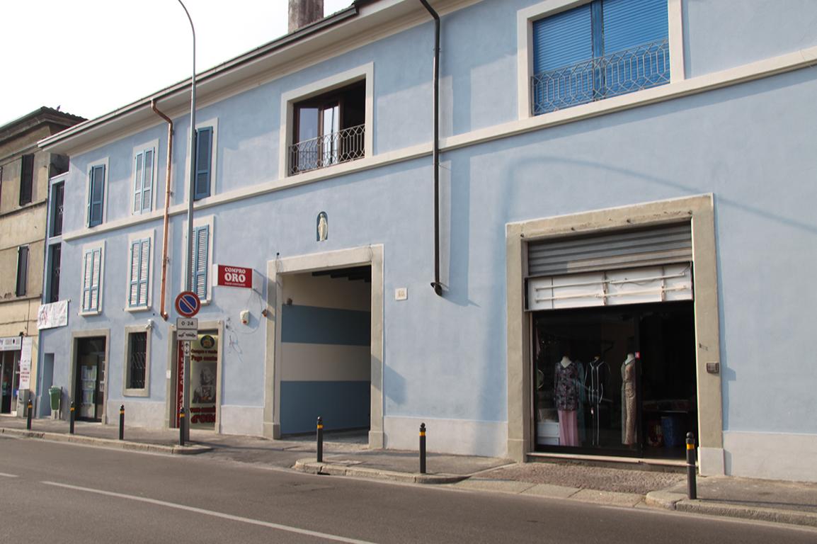 Ristrutturazione condominio via Milano a Brescia