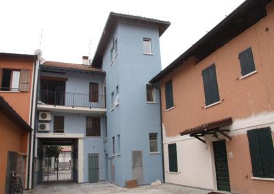 Condominio in via Milano a Brescia