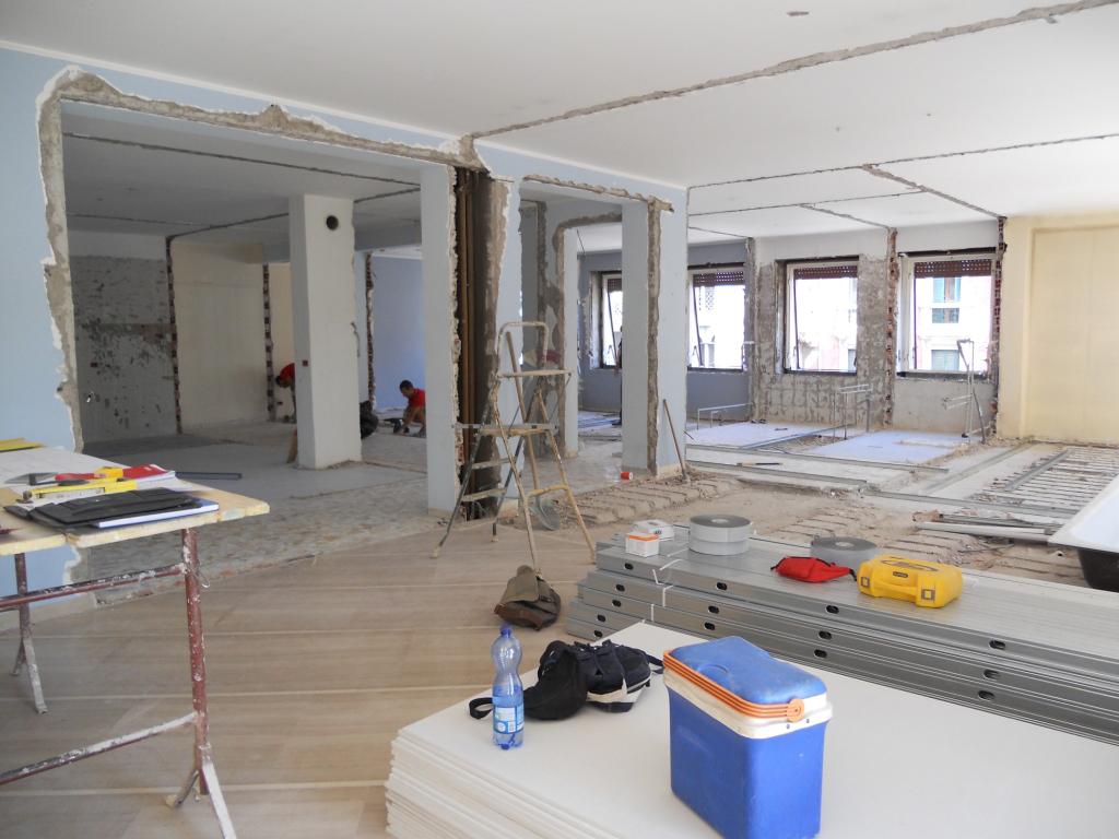 ristrutturazione edificio centro storico milano