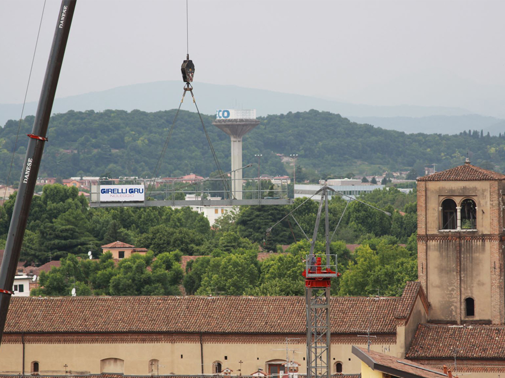 ristrutturazione edificio storico via pulusella brescia