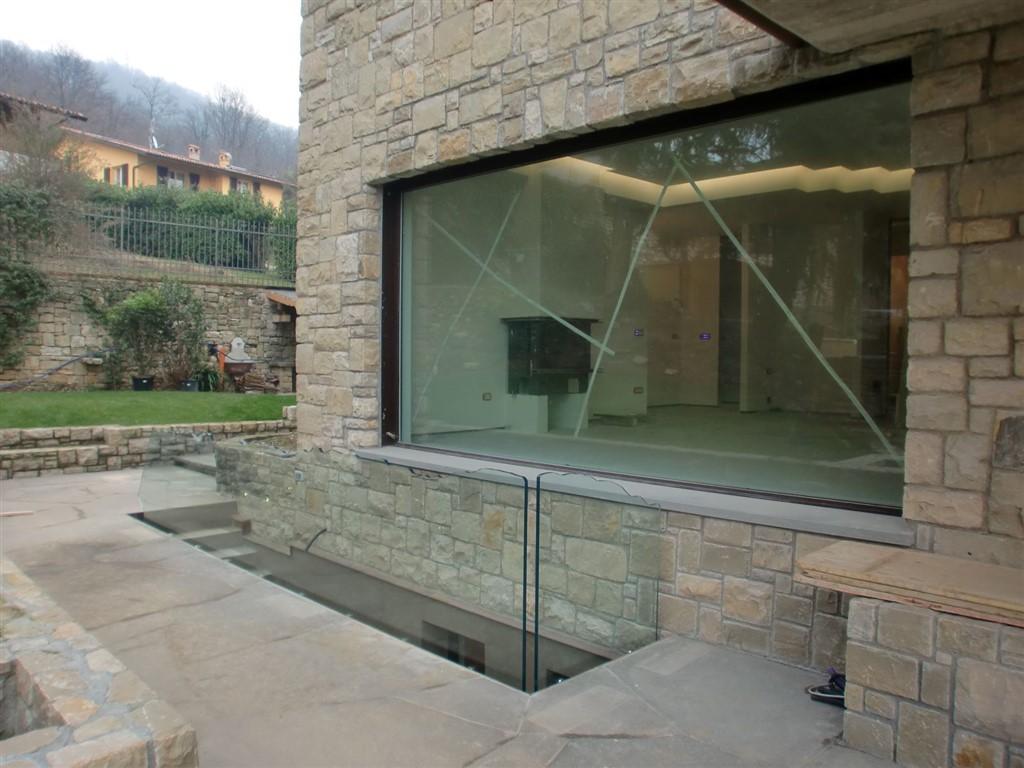 Ristrutturazione villa a Mompiano, Brescia