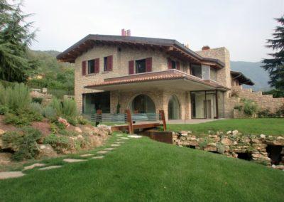 Villa a Mompiano