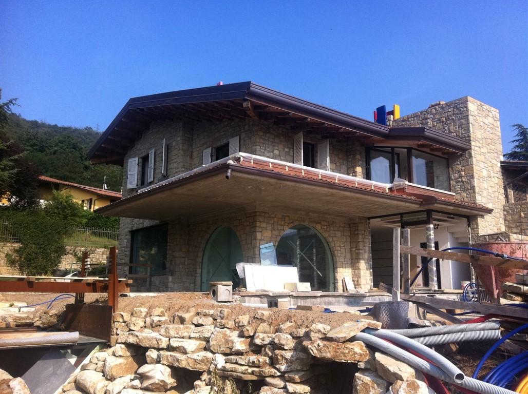 ristrutturazione villa mompiano brescia