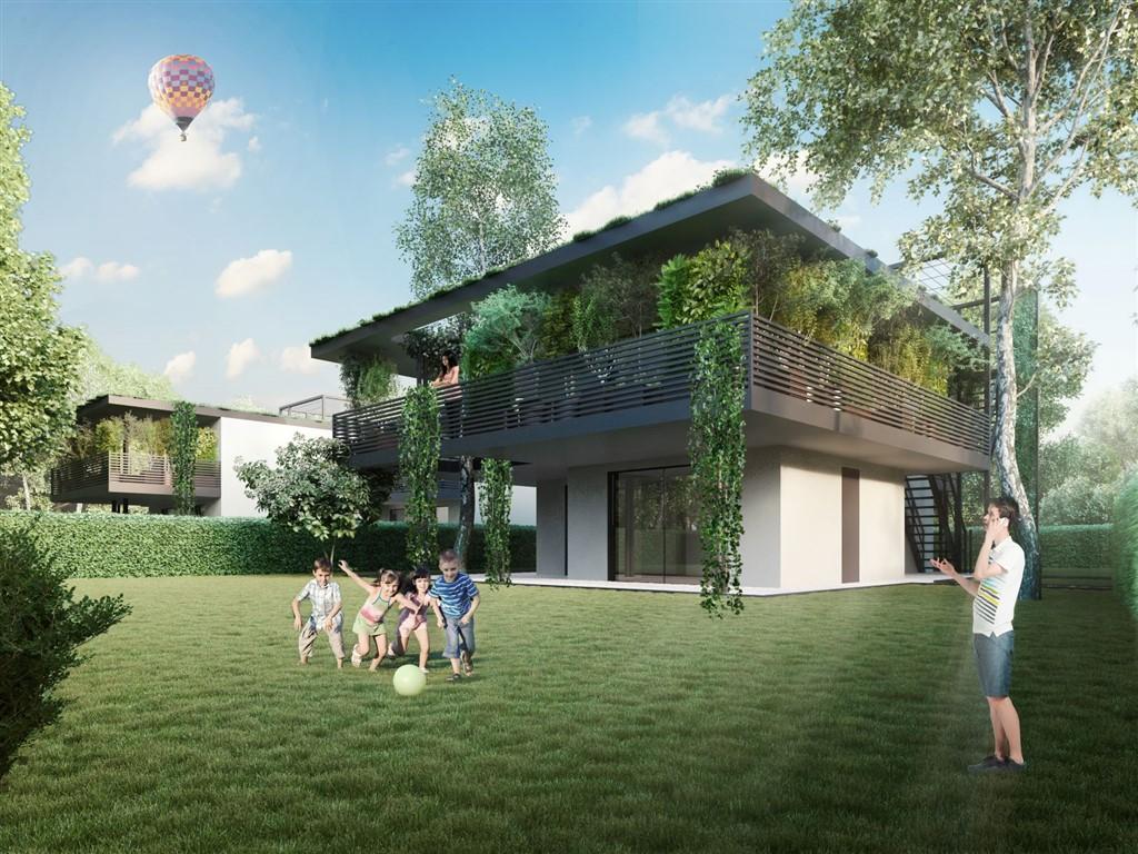 Nuovi appartamenti indipendenti e moderni a Cellatica