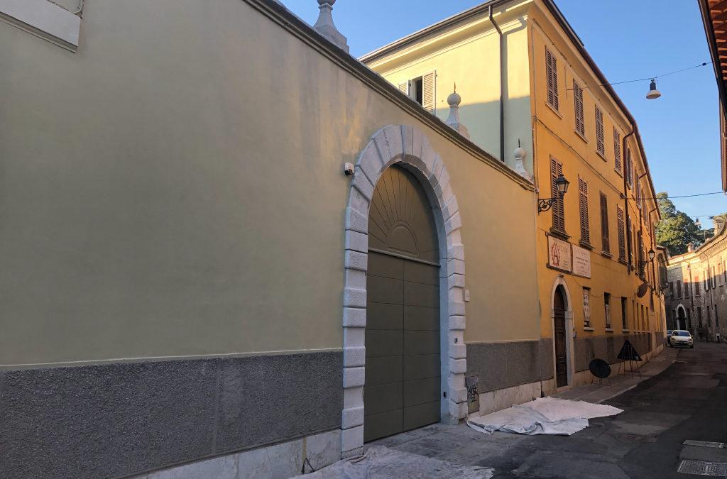 Via Martinengo da Barco Brescia