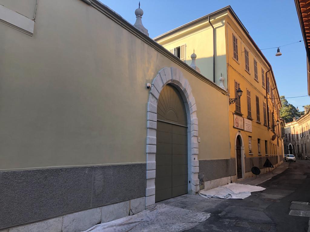 Restauro via martinengo Brescia