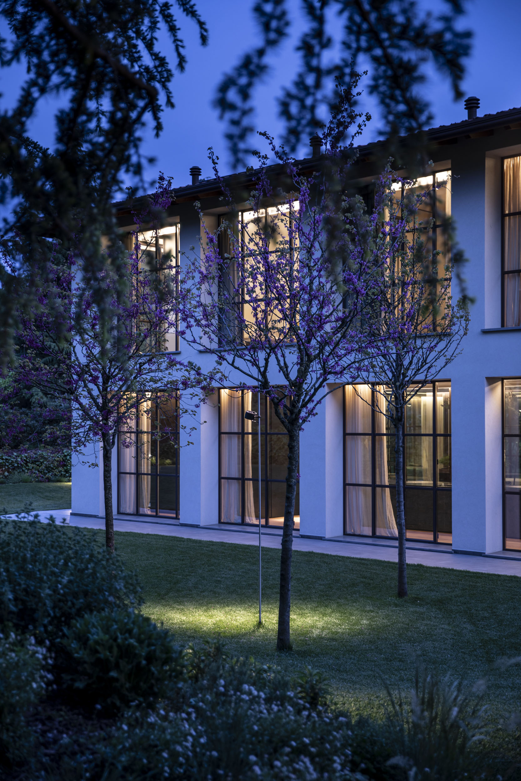 villa moderna a Gussago